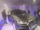 Големият quattro модел - Audi Q7 дебютира в България