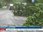 След жегите - бури, порои и градушки в цяла България