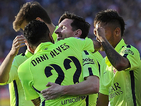 """""""Барса"""" триумфира с шампионската корона в Испания"""