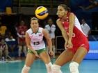 Българските волейболистки с победа над Русия на игрите в Баку