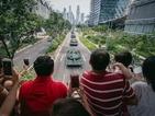 Сингапур празнува 50 години независимост