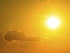 Жълт код за високи температури, червен - за пожари