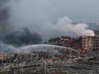 Сателити са регистрирали взривовете в Китай