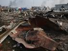 Зоната на взрива в Тянцзин заразена с цианиди