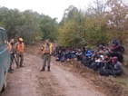 Ловна дружинка хвана 50 нелегални мигранти