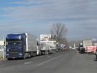 Гръцките фермери отново блокират граничните пунктове
