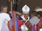 Папа Франциск осъди отношението към индианците в Мексико