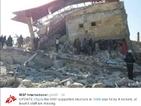 Русия отхвърли обвиненията за военни престъпления в Сирия