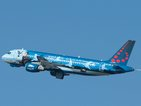 """След атентатите: Първият самолет излетя от летище """"Завентем"""""""