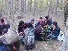 ЕКСКЛУЗИВНИ КАДРИ: 23-ма бежанци заловени на границата