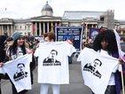 Многохиляден протест в Лондон срещу бюджетни съкращения (СНИМКИ)