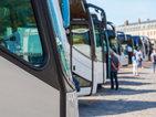 Протестът на автобусните превозвачи остава