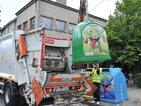 """""""Екопак България"""" с площадка за сортиране на стъклени отпадъци по цвят"""