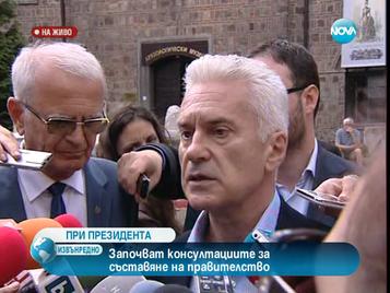 """""""Атака"""" вероятно ще се регистрира за гласуването на кабинет """"Орешарски"""""""