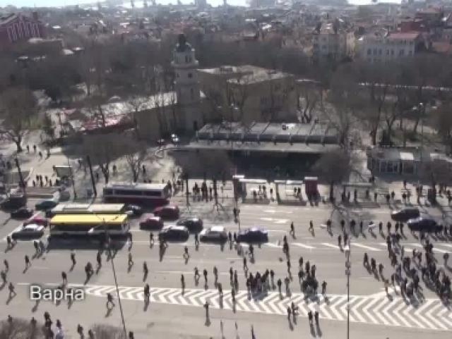 Протестиращите българи в чужбина