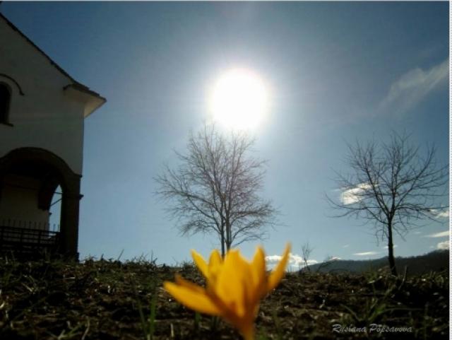 Пролетта идва в нашите души