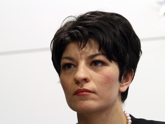 Десислава Атанасова. Снимка: БГНЕС