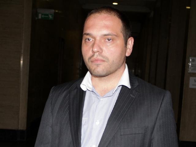 Филип Златанов. Снимка: БГНЕС, архив