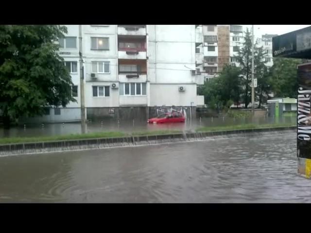 Потоп в Русе