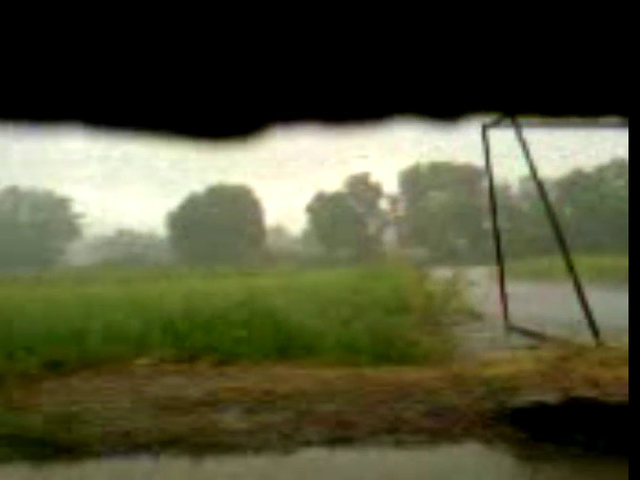 Дъждът в Тервел