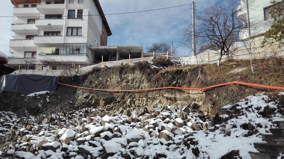 Опасен изкоп