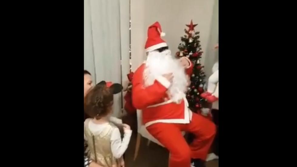 Коледа у дома в град Сливен