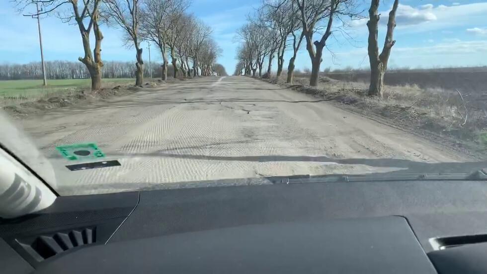 """""""Първокласен"""" път Добрич - Албена"""