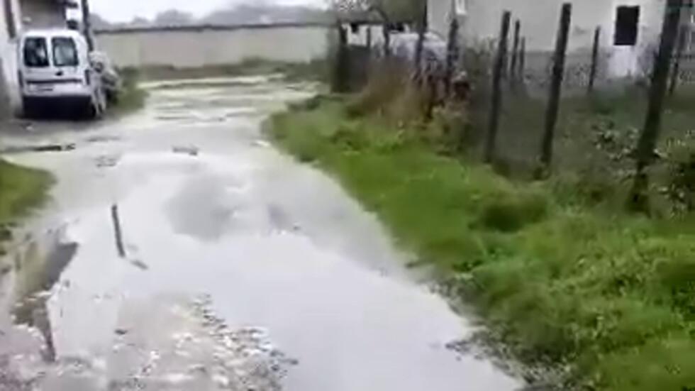 Труднопроходима улица