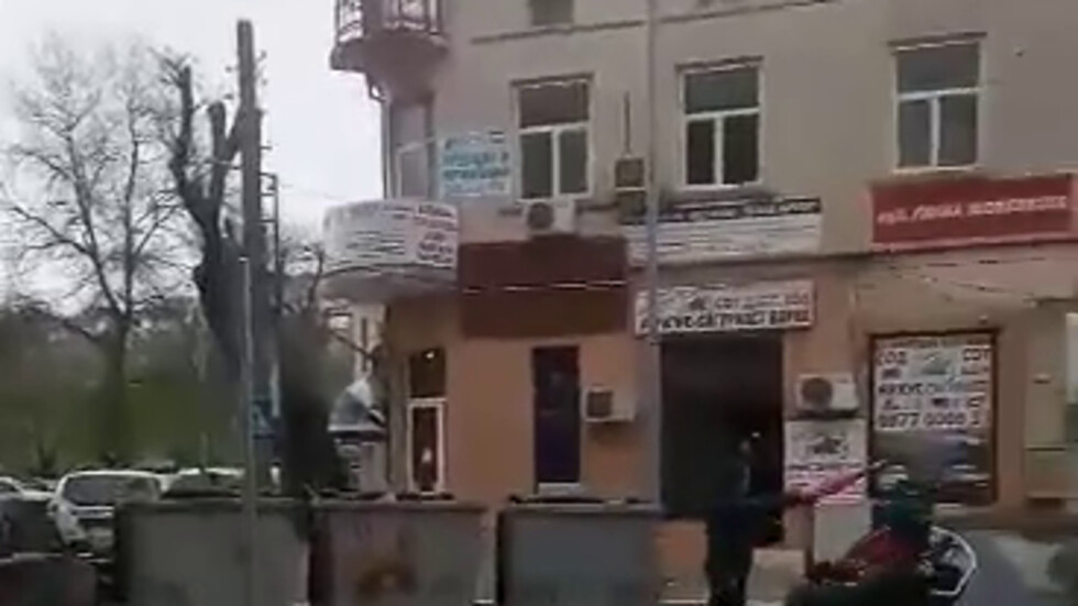 Пътни знаци във Варна
