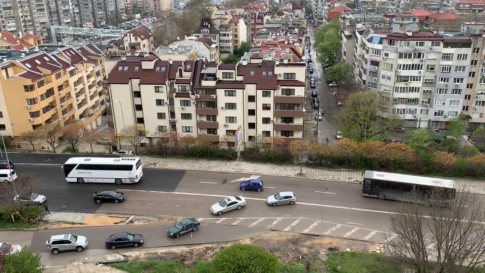 Благоустрояване във Варна