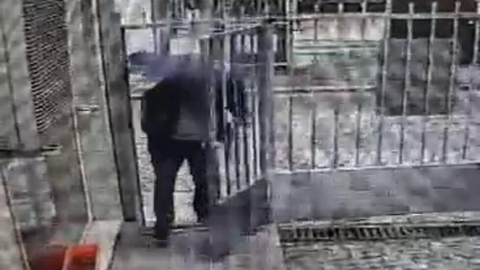 Нагъл крадец