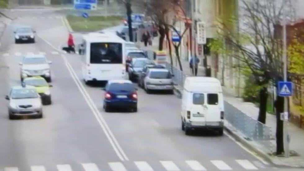 Наглост на безсъвестни шофьори