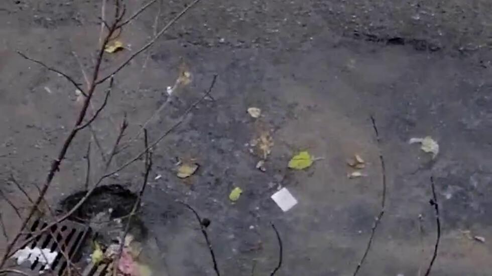 Водата в Ямбол тече като река