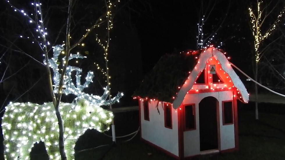 Декември донесе Коледният дух в Разград!