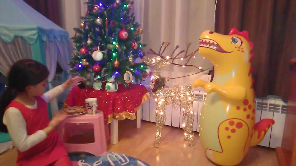 Покана за Дядо Коледа