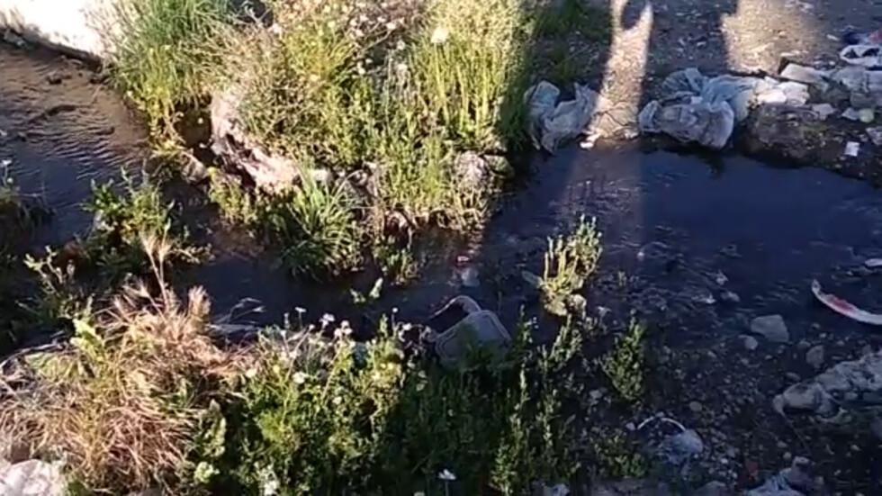 """3 месеца тече вода в Перник, кв. """"Рудничар"""""""