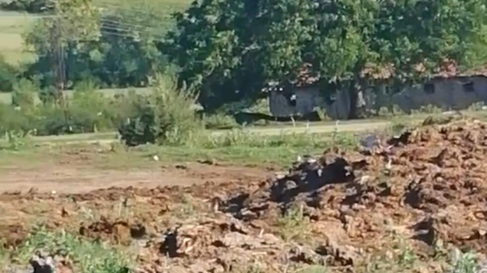 Ужасна смрад се носи от северната част на Карлово