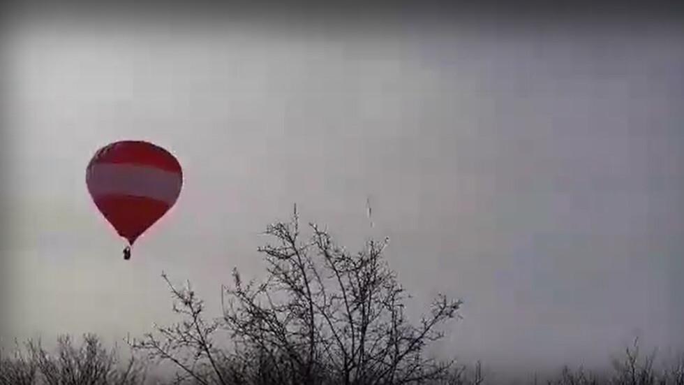 Балон над с. Добротич