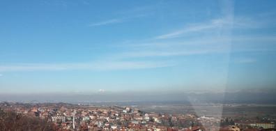 Смогът над Пловдив