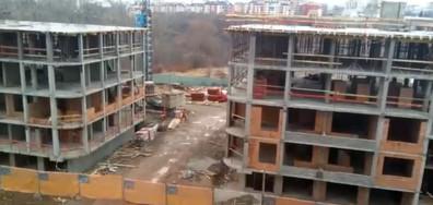 Шум в събота от строежи