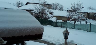 Сняг в Новачане