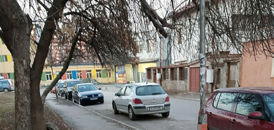 Примерно паркиране от гост на столицата