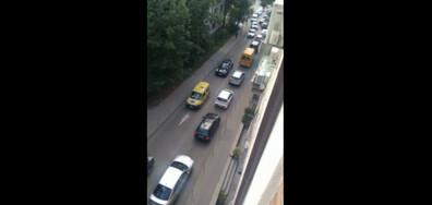 Чист въздух над София