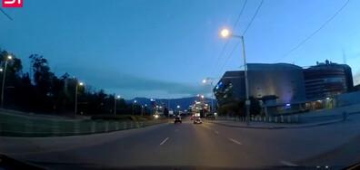 В София с 200 км/ч
