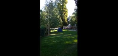 "Палатка в ""Градската градина""!"