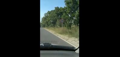 Знак за ограничение от 90 км