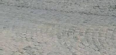 Фекални води от спукана канализация