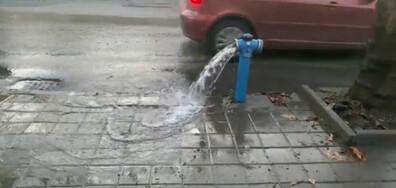 Загубите на вода във Варна