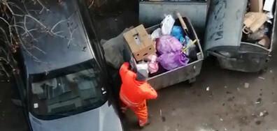 Сметопочиствне в София
