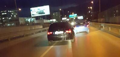 Несъобразителен шофьор